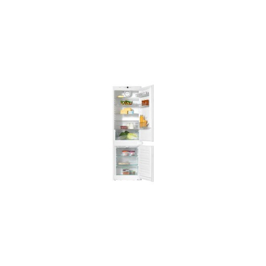 Miele KFN37132iD 255 Litre 177 x 56cm 70-30 Frost Free Integrated Fridge Freezer With Dynamic Cooling And FlexLight