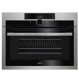 AEG KME861000M CombiQuick Built Combination Microwave Oven Stainless Steel Reviews