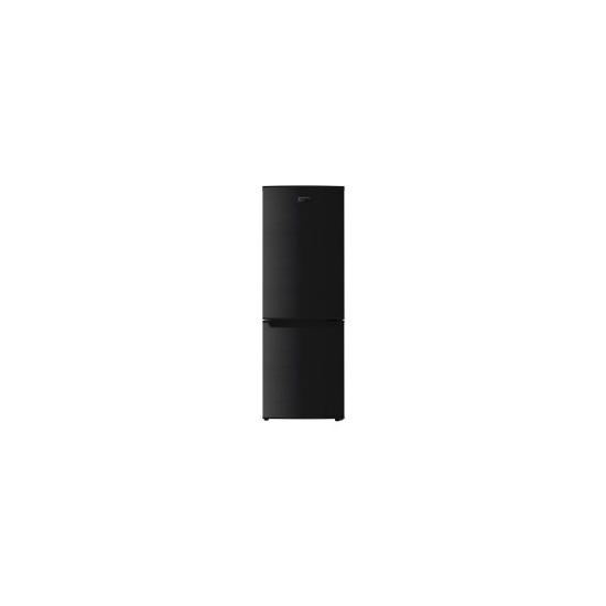 Fridgemaster MC50165B 144x50cm 112L Freestanding Fridge Freezer Black