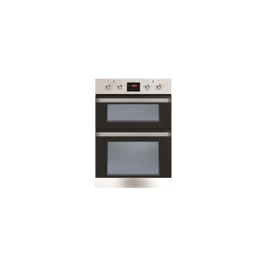 CDA MD921SS Matrix Built Double Oven Stainless steel