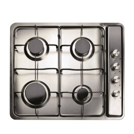 CDA MHG101SS Matrix 60cm Four Zone Gas hob in Stainless Steel Reviews