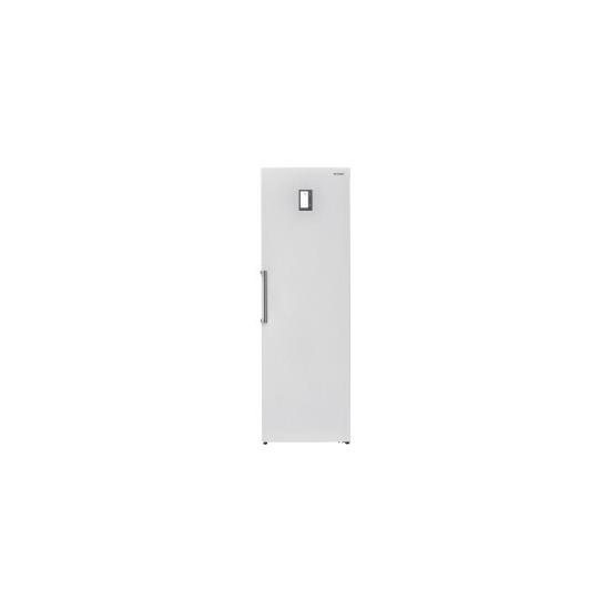 Sharp SJFE251W 187cm Frost Free Freestanding Freezer White