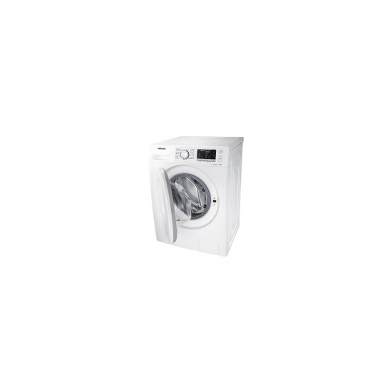 Samsung WW70J5555MW 7kg 1400rpm Freestanding Eco Bubble Washing Machine