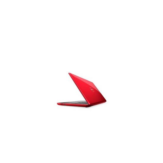 Dell Inspiron 5567 Core i3-7100U 4GB 1TB DVD-RW 15.6 Inch Windows 10 Laptop Red