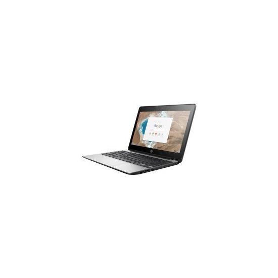 HP Chromebook 11 G5 Celeron N3060 4GB 16GB 11.6 Inch Chrombook OS Laptop