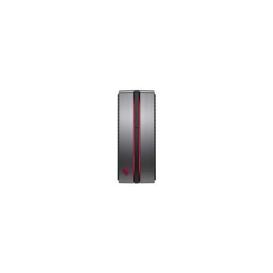 HP Omen 870-270na Core i5-7400 8GB 1TB + 128 GB SSD GeForce GTX 1070 Windows 10 Gaming Desktop