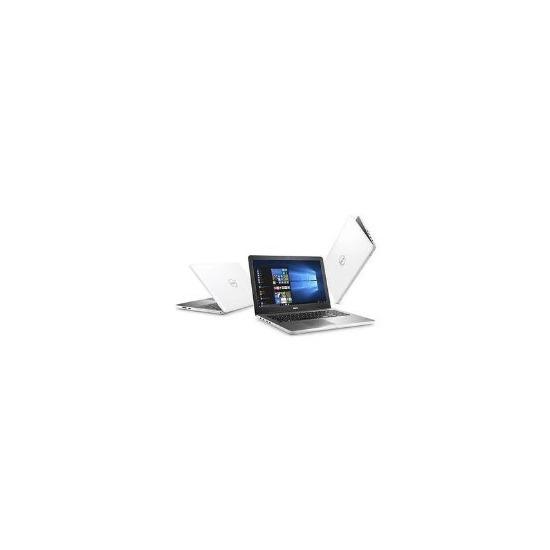 Dell Inspiron 5567 Core i3-7100U 4GB 1TB DVD-RW 15.6 Inch Windows 10 Laptop White