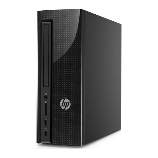 HP Slimline 260-p129na Desktop PC - Black