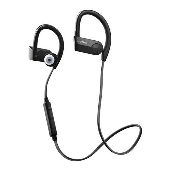 JABRA Sport Pace Wireless Bluetooth Headphones - Black