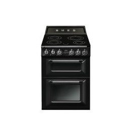 SMEG TR62IBL Victoria Double Cavity 60cm Wide Electric Cooker With Induciton Hob Reviews