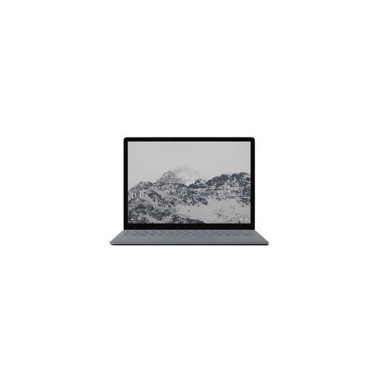 Microsoft Surface Laptop Core i5-7200U 8GB 128GB SSD 13.5 Inch Windows 10 S Ultrabook Platinum