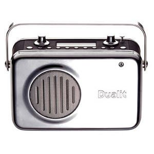 Photo of Dualit DAB Kitchen Radio Radio
