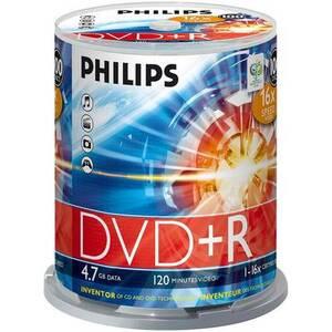 Photo of Philips DVD-R 4.7GB DVD R