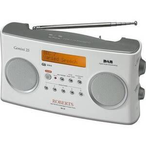 Photo of Roberts Gemini RD 25 Radio