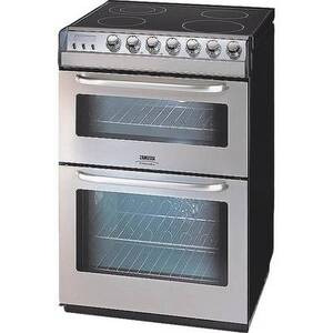 Photo of Zanussi ZCE7551X Cooker