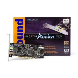 Creative Soundblaster Audigy SE Reviews