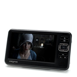 Creative Zen Vision W 30GB Reviews