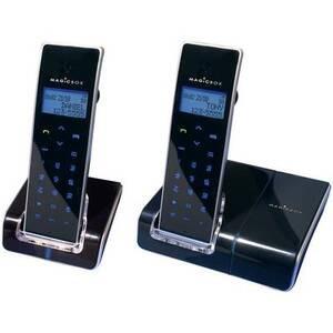 Photo of Magic Box TOUCH 100 TWIN - 211178 Landline Phone