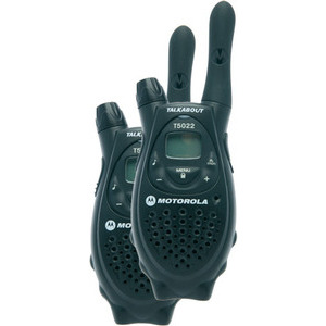 Photo of Motorola T5022 Walkie Talkie
