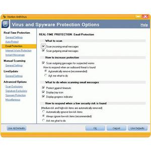 Photo of Symantec Nav 2007 Software