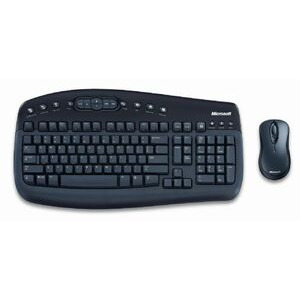 Photo of Microsoft BV3-00007 WIRELESS OPTICAL Desktop 1000 Keyboard