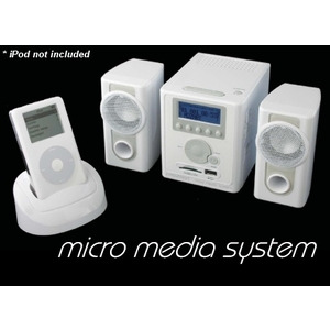 Photo of Innovation Micro Media System IN0101 HiFi System