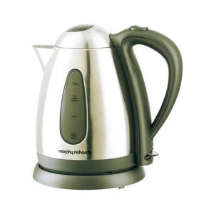 Photo of Morphy Richards 43068 Titanium Kettle