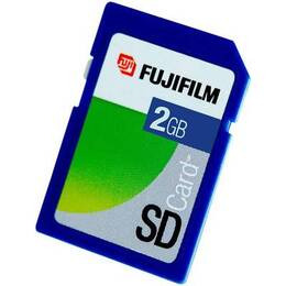 Fuji SD2GB Reviews