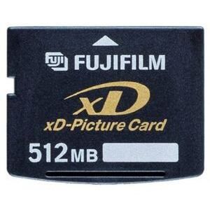 Photo of Fujifilm XD-PICTURE CARD Memory Card