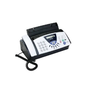Photo of Brother FAX-T104 Thermal Transfer Plain Paper Fax Machine Fax Machine