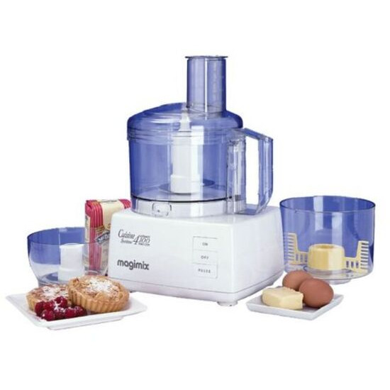 Magimix 4100 16457 white reviews compare prices and for Cuisine 4100 magimix