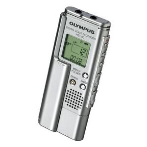 Photo of Olympus WS 100 Dictation Machine