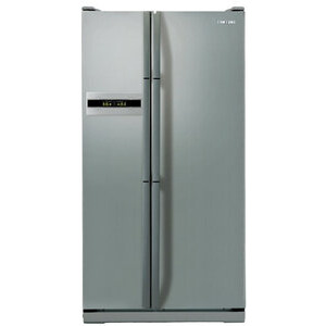 Photo of Samsung RS20CCMS1  Fridge Freezer