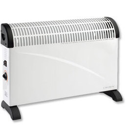 Crown 2KW Convector Heater Reviews