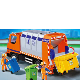 Playmobil Recycling Truck Reviews
