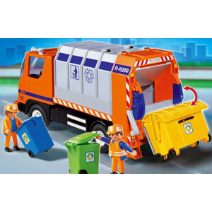 Photo of Playmobil Recycling Truck Toy