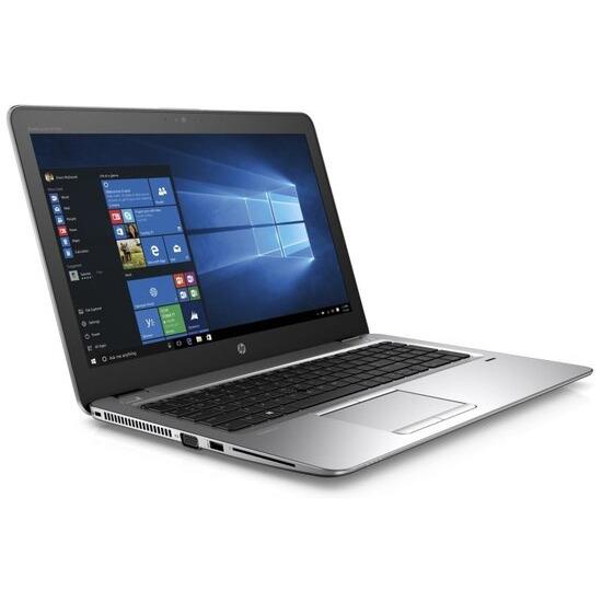 HP EliteBook 850 G4 Laptop Intel Core i5-7200U 2.5GHz 4GB DDR4 500GB HDD 14 FHD No-DVD Intel HD WIFI Webcam Bluetooth Windows 10 Pro