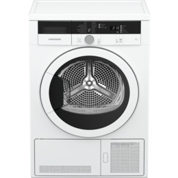 Grundig GTN27110GW 7 kg Condenser Tumble Dryer - White Reviews
