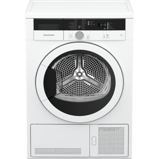 Grundig GTN27110GW 7 kg Condenser Tumble Dryer - White