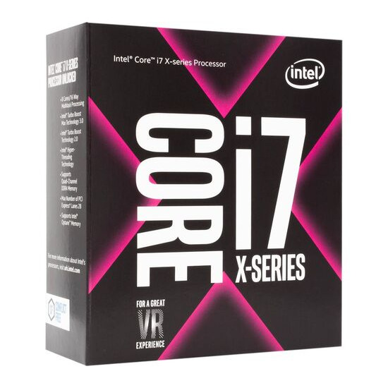 Intel Core i7-7820X Unlocked Processor