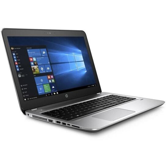 HP ProBook 455 G4 Laptop AMD A10-9600P APU 1.8 GHz 4GB RAM 500GB HDD 15.6 LED DVDRW AMD WIFI Webcam Bluetooth Windows 10 Pro 64bit