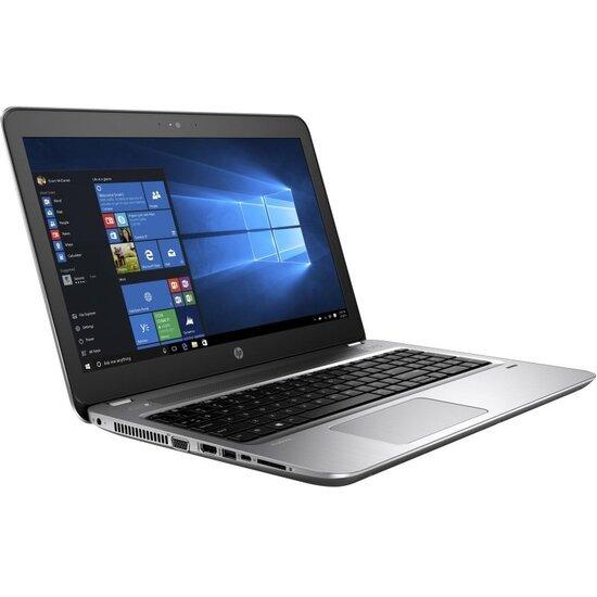 HP ProBook 450 G3 Laptop Intel Core i5-6200U 2.3GHz 4GB DDR4 500GB HDD 15.6 FHD DVDRW Intel HD WIFI Webcam Bluetooth Windows 10 Professional
