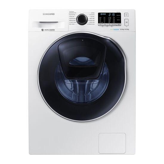 Samsung ecobubble WD90K5410OW 9 kg Washer Dryer