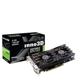 Inno3D GeForce GTX 1060 Twin X2 6144MB 6GB GDDR5 PCI-Express Graphics Card Reviews