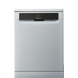 HOTPOINT HDFC2B26SV Full-size Dishwasher - Silver Reviews