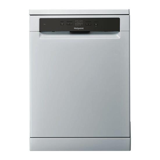 HOTPOINT HDFC2B26SV Full-size Dishwasher - Silver