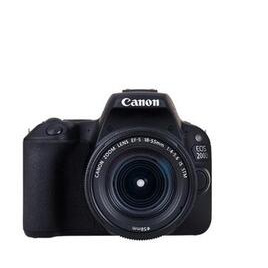 Canon EOS 200D with 18-135 IS STM lens kit Reviews