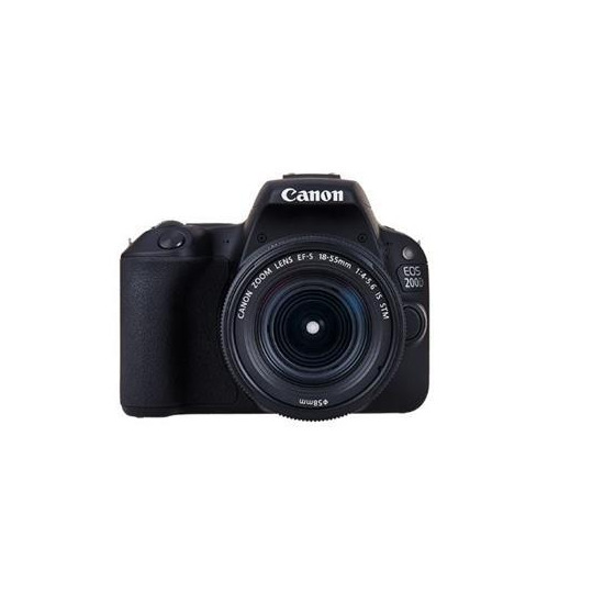 Canon EOS 200D with 18-135 IS STM lens kit