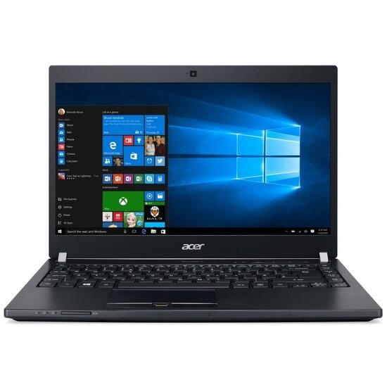 ACER TravelMate P648-M Laptop Intel Core i5-6200U 2.3GHz 4GB RAM 500GB HDD 14 LED No-DVD Intel HD WIFI Webcam Bluetooth Windows 10 Pro + PRODOCK 3 90W