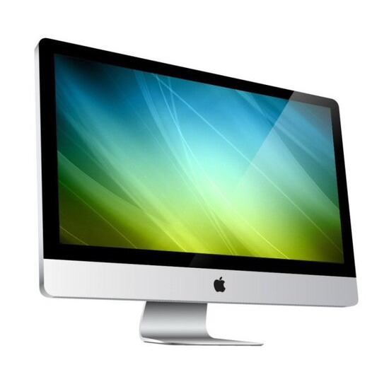 "Apple iMac AIO Desktop PC Intel Core i5 Dual Core 1.6GHz 8GB RAM 1TB HDD 21.5"" LED No-DVD Intel HD WIFI Bluetooth Camera OS X El Capitan - Wired Keyboard and Mouse"